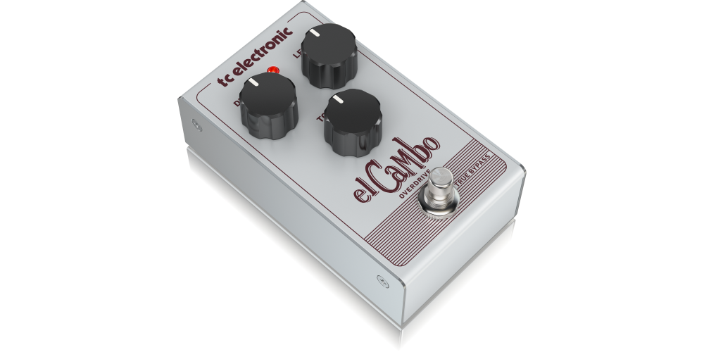 EL CAMBO OVERDRIVE pedal tc electronic