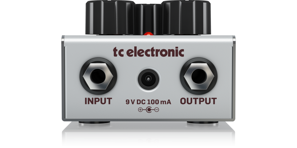 EL CAMBO OVERDRIVE tc electronic pedal