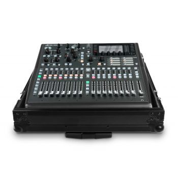 Audibax Pro-X32 Producer Maleta Flight Case Behringer X32 Producer Ruedas y Trolley