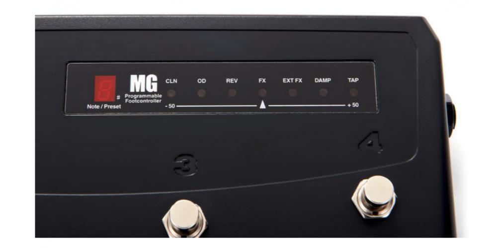 Marshall MG Stompware PEDL90008 PEDAL ASIGNABLE