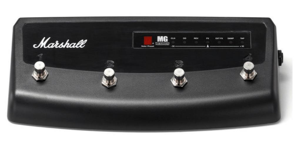 Marshall MG Stompware PEDL90008 PEDAL PROGRAMABLE