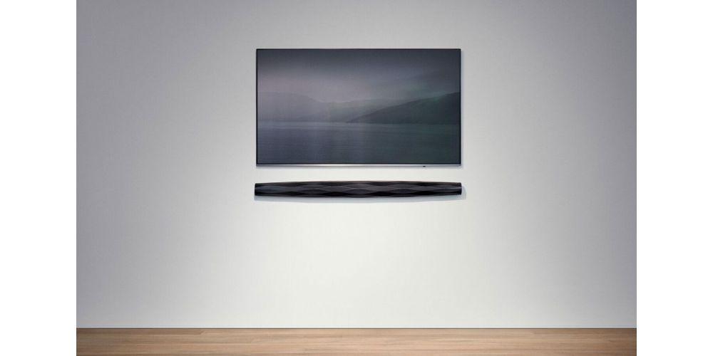 bw Formation Bar barra sonido inalambrica 3 canales panel trasero conexiones en casa comprar