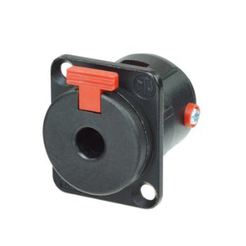 Neutrik NJ 3 FP 6 P BAG Conector Jack Hembra Estereo de 6,35 mm