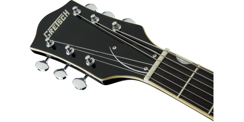 gretsch g5420lh electromatic black guitarra zurdos mastil
