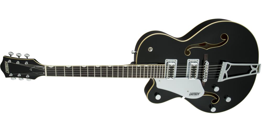 gretsch g5420lh electromatic black guitarra zurdos oferta