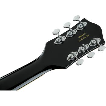 Gretsch G5420LH Electromatic Black Guitarra Zurdos