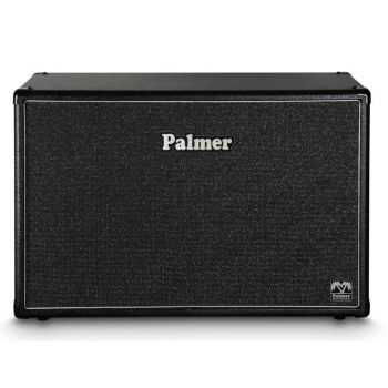 Palmer Cab 212 Crm Caja 2 X 12 Con Celestion Creamback Model 8 / 16 Ohmios