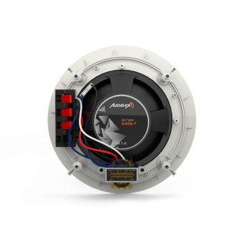 Audibax GA06-T Altavoz Techo empotrable Blanco 6,5