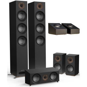Jamo Altavoces Home Cinema Dolby Atmos S809 HCS Negro + S-8ATM Negro.