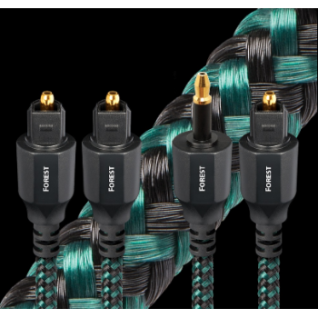 Audioquest OPTFOR01,5 Optilink Forest Cable Fibra óptica 1.5 m