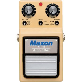 Maxon AF-9 Auto Filter Pedal Efectos Guitarra