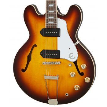Epiphone USA Casino Vintage Burst Guitarra Eléctrica