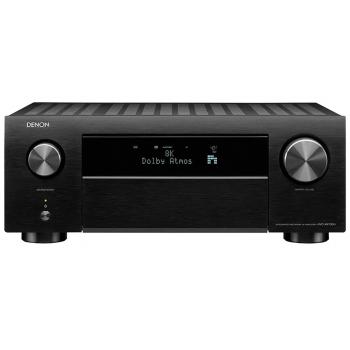 DENON AVC-X4700H BK Amplificador Audio-Video 9.2, 8K Alta Definicion