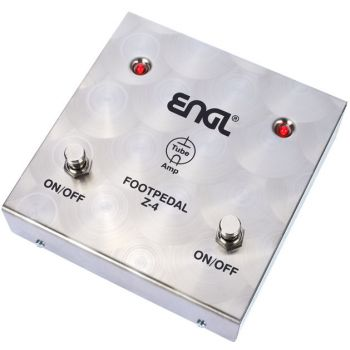 Engl Z-4  Footswitch de 2 Funciones