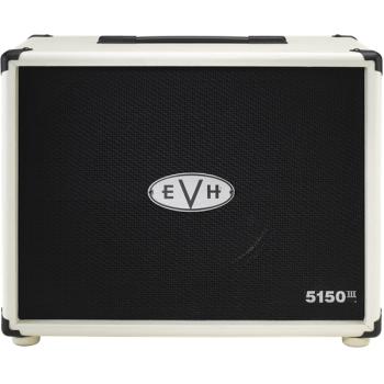 EVH 5150 III 1 x 12 Cabinet Ivory. Pantalla para Guitarra Eléctrica