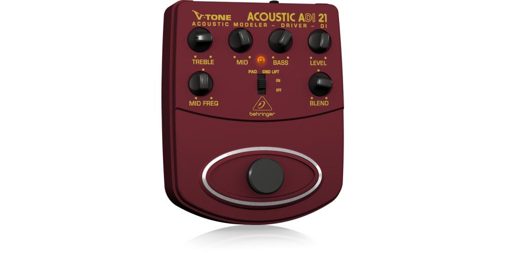 behringer adi21 pedal