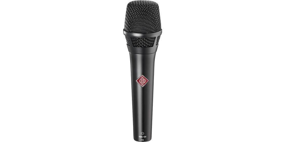 neumann kms104 black microfono