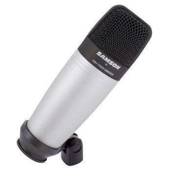 SAMSON C01 Microfono de Condensador Vocal C-01