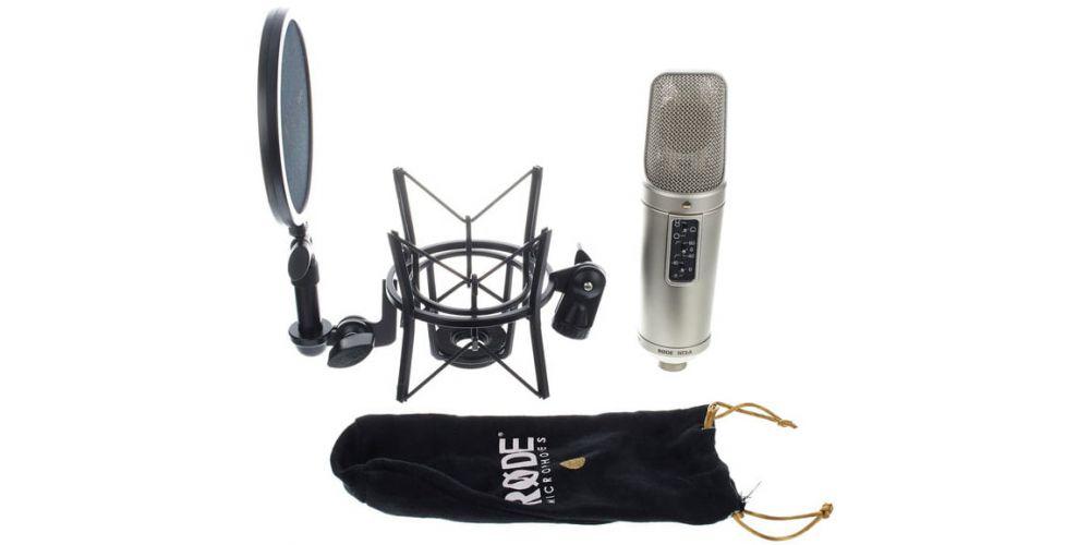 oferta microfono Rode NT2A