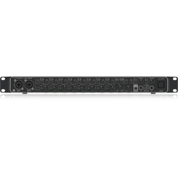 BEHRINGER UMC1820 U-PHORIA Tarjeta de Sonido, 18x20, 24 Bit/96 kHz