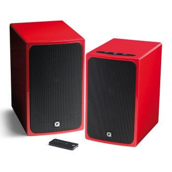 Q ACOUSTICS BT 3 GLOSS  RED