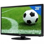 "SAMSUNG LED TV 28"" T28D310EW MHL"