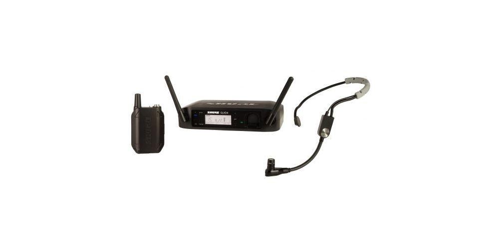 SHURE GLXD14 SM35 Microfono inalambrico Digital de Diadema