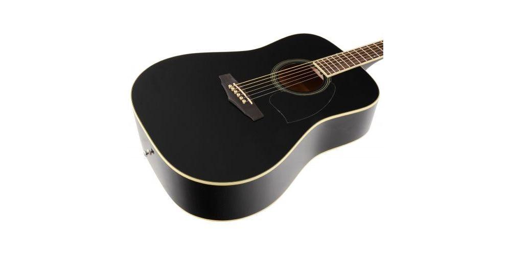 Ibanez PF15 BK Guitarra Acústica