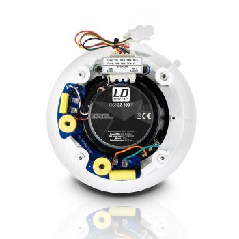 LD SYSTEMS Contractor CICS 52 100 V Altavoz empotrable en techo 5,2