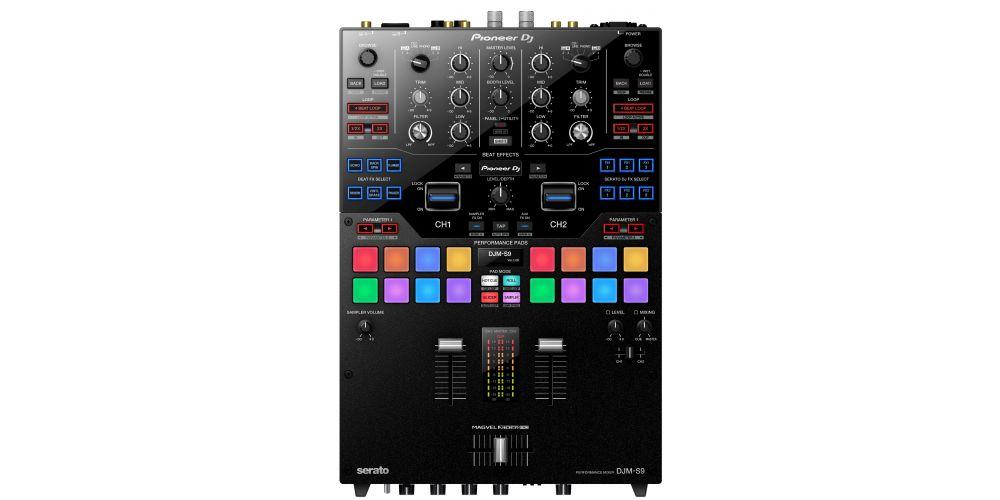 mesa Pioneer DJM S9