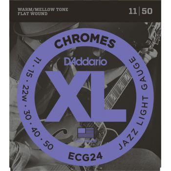 D Addario ECG-24(011-050) Cuerda Guitarra Eléctrica