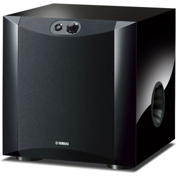 Yamaha NS-SW300 Subwoofer Home Cinema HiFi 250W. Negro