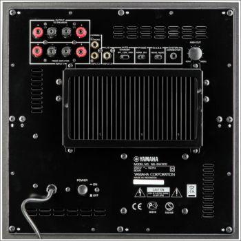 Yamaha NSSW300 Subwoofer Home Cinema HiFi. Negro