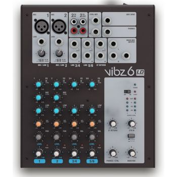 LD Systems VIBZ 6 Mixer