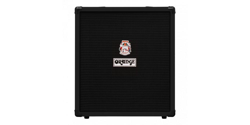 Orange Crush Bass 50 Black front