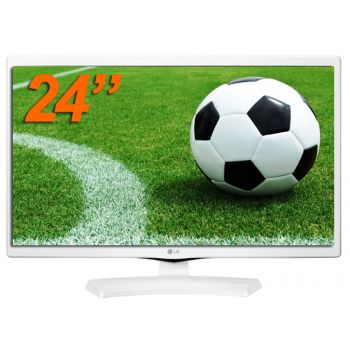"LG 24MT48DW WZ Tv LED 24"" Blanco"