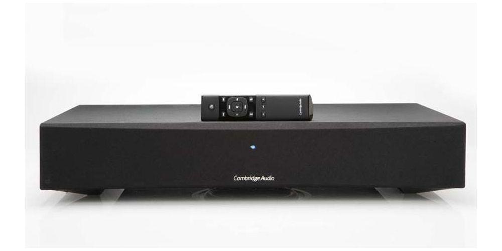 cambridge tv2 con bluetooth base altavoces para tv
