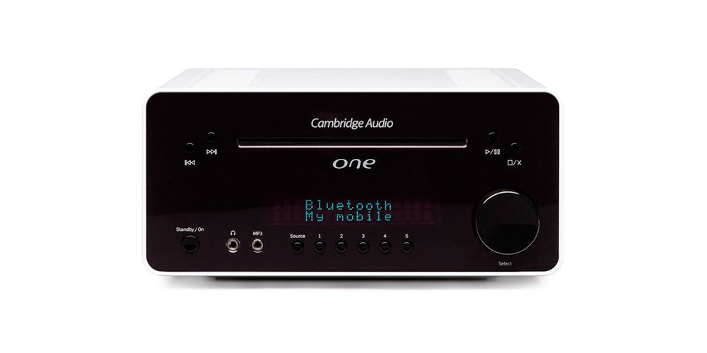 cambridge audio one white blanco