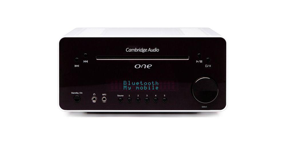 cambridge audio one white blanco