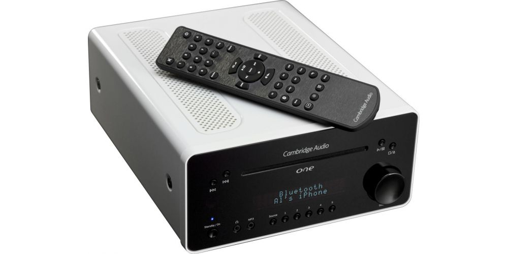 cambridge audio one white mando