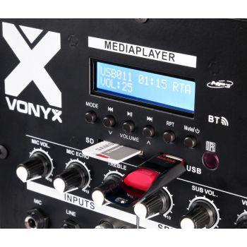 VONYX VX800BT 2.1 Set altavoces ativos 170102