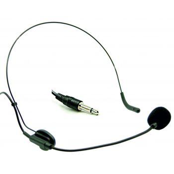 Microfono de Diadema Jack 3,5 mm para petaca Audibax HEADSET-JACK