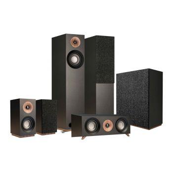 Jamo S805 HCS Black+S808 SUB Black Conjunto altavoces Home Cinema