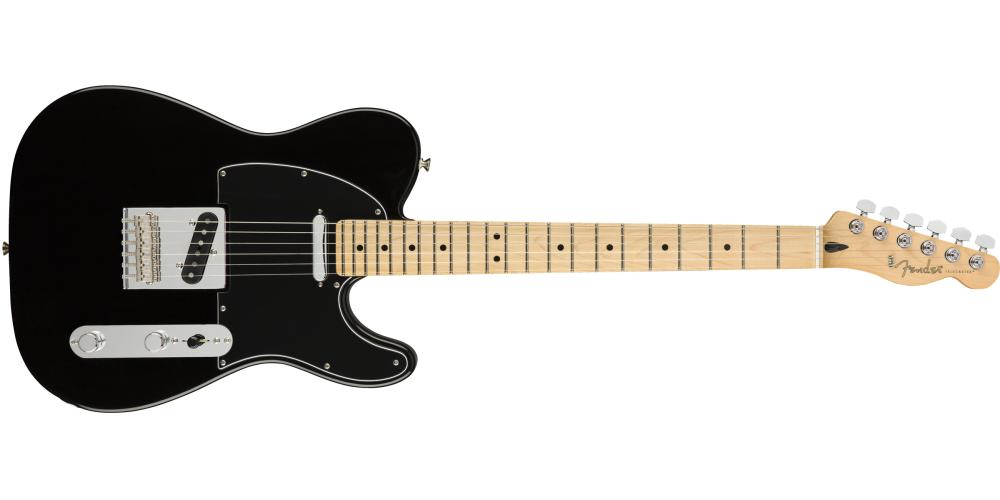 Fender PLAYER TELE MN BLK