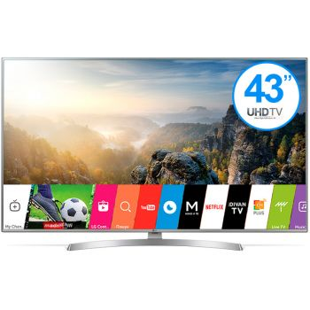 LG 43UK6950 Tv LED 4K UHD 43