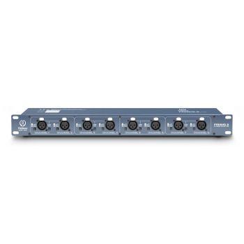 Palmer Rmms 8 Splitter para microfonos 8 canales