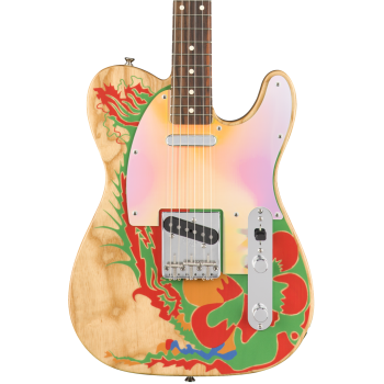 Fender Jimmy Page Mirror Telecaster RW Natural