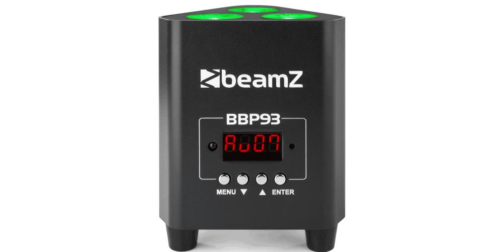 oferta foco par Beamz BBP93