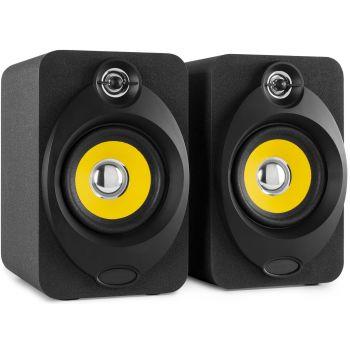 VONYX XP-50 Monitores Activos de Estudio Con Reproductor MP3 178962
