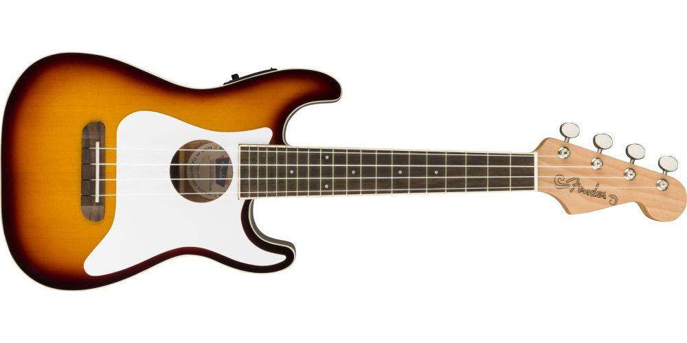 Fender FULLERTON STRAT UKE SB, NO BAG
